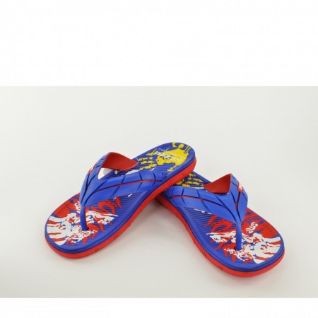 Gumene dečije papuče 08624 crvene