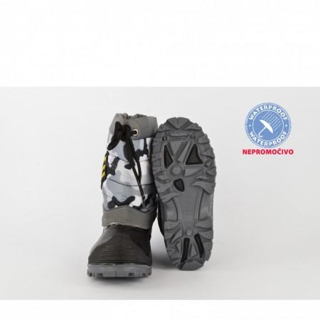 NEPROMOČIVE gumene dečije čizme 00490 crne