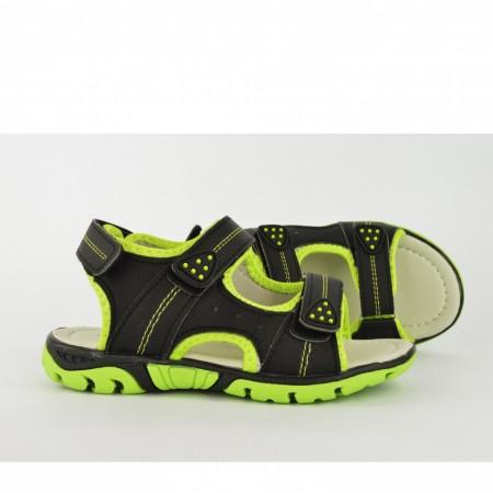 Dečije sandale 138112 crne