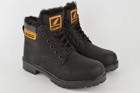 Dečije duboke cipele - Kanadjanke 506-C crne
