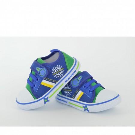 Dečije patike na čičak 012118 plave