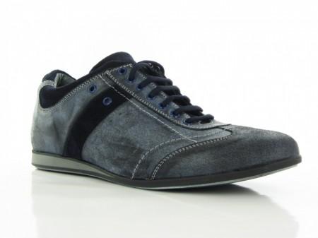 Kožne muške cipele 200 teget