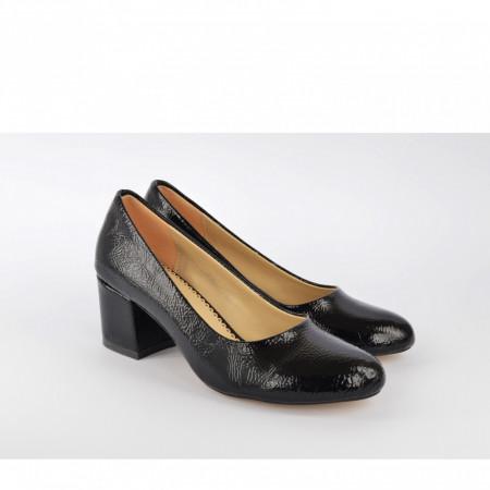 Ženske cipele na štiklu 8257CR crne