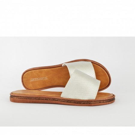 Ženske papuče LP91658-B sive