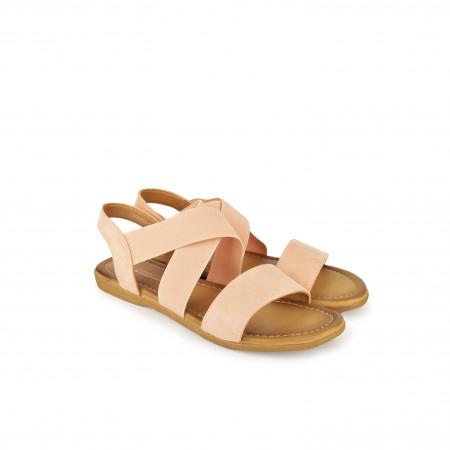 Ženske sandale LS020552-1RZ roze