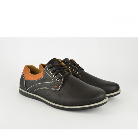 Muške cipele E1008-1CR crne