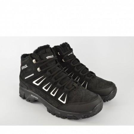 Muške duboke cipele 051CR crne