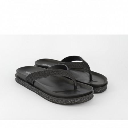 Ženske papuče - Japanke LP020369CR crne