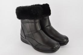 Zimske ženske čizme LH5159 crne