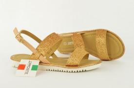 Dečije sandale CS80403 zlatne
