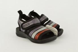 Gumene dečije sandale 10399 sive