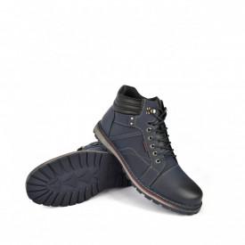 Muške duboke cipele 188145TT teget