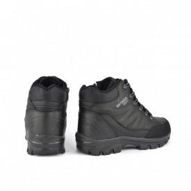 Muške duboke cipele 7526DCR crne