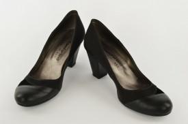 Ženske cipele na štiklu 403 crne