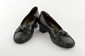 Ženske cipele na štiklu C417 crne