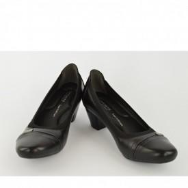 Ženske cipele na štiklu L90400 crne