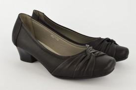 Ženske cipele na štiklu M027 crne