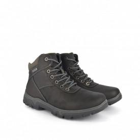 Ženske duboke cipele H387-001CR crne