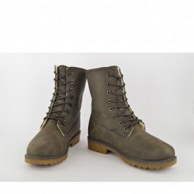 Ženske duboke cipele - Kanadjanke 320-8-1 sive