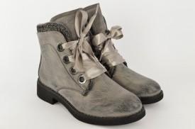Ženske duboke cipele LH85635-S sive