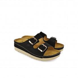 Ženske papuče S-4003-004CR crne