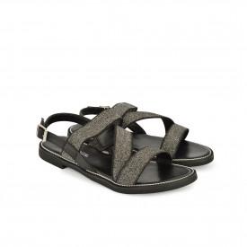 Ženske sandale LS055308CR crne