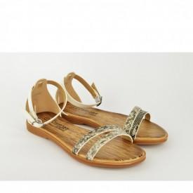 Ženske sandale LS99055-B bele