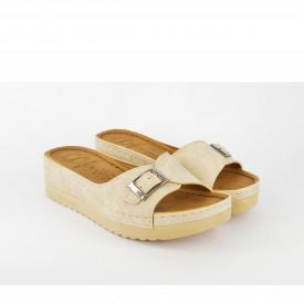 Ženske papuče PFH4003004BE bež