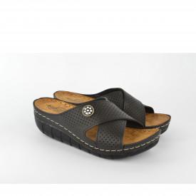 Ženske papuče 460CR crne