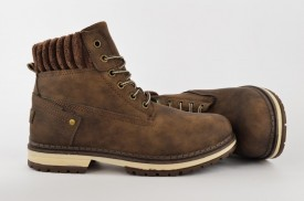 Dečije duboke cipele - Kanadjanke LH5237-1 braon