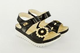 Dečije sandale 121-C crne