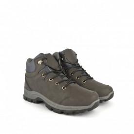 Muške duboke cipele - Kanadjanke MH096160SV sive