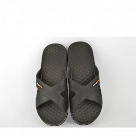 Muške papuče E140M-C crne