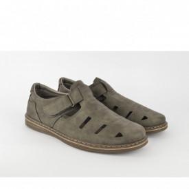 Muške sandale M020654SV sive