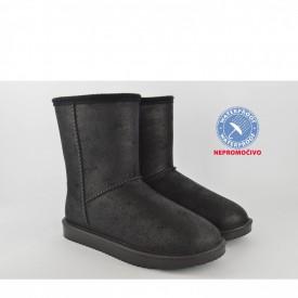 NEPROMOČIVE ženske čizme - Šunjalice LH86655 crne