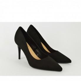 Ženske cipele na štiklu - Salonke L55047 crne