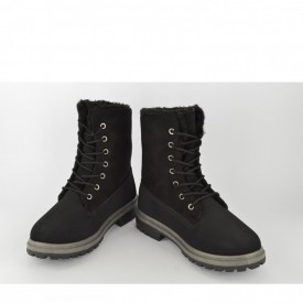 Ženske duboke cipele - Kanadjanke LH77216CR crne