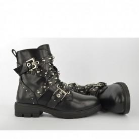 Ženske duboke cipele LH95945CR crne