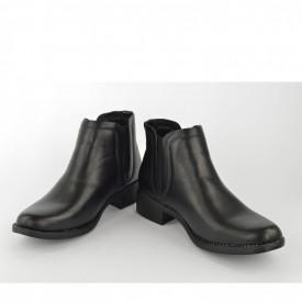 Ženske duboke cipele na štiklu LH95005CR crne