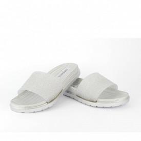 Ženske papuče LP021028SB srebrne