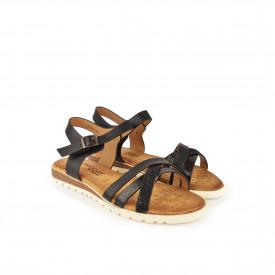 Ženske sandale LS020312CR crne