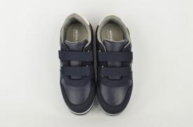 Dečije cipele na čičak 3933 teget