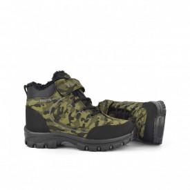 Dečije duboke cipele 4758ZL zelene