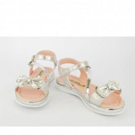 Dečije sandale 5213 srebrne