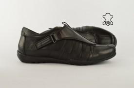 Kožne muške cipele 181 crne