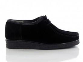 Kožne ženske cipele SEBAGO crne