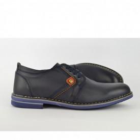 Muške cipele C163-P teget