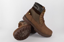 Muške duboke cipele MH5231 braon