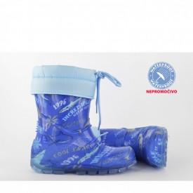 NEPROMOČIVE gumene dečije čizme 00487 plave