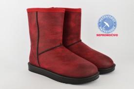 NEPROMOČIVE ženske čizme - Šunjalice LH86655-C bordo